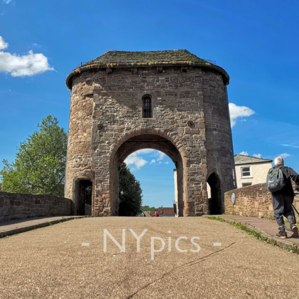 Monnow Bridge Gatehouse