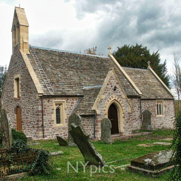 Former St David's Church, Llanddewi Fach