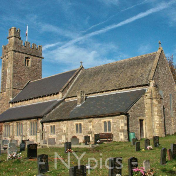 The Parish Church, Caerwent