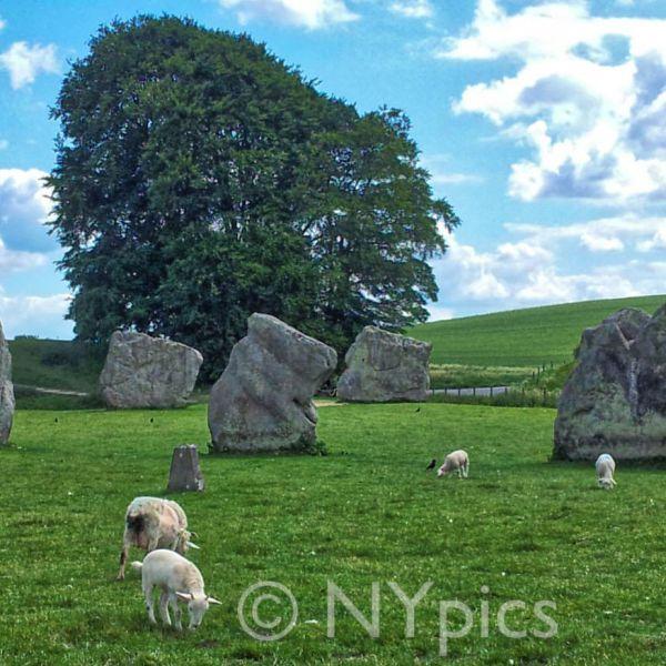 Standing Stones Avebury