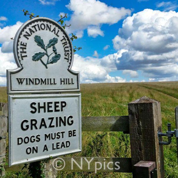 Walk Up To Windmill Hill, Avebury