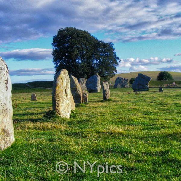 Standing Stones, Avebury Ancient Monument