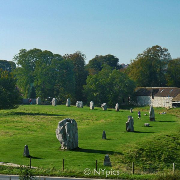The North West Sector, Avebury