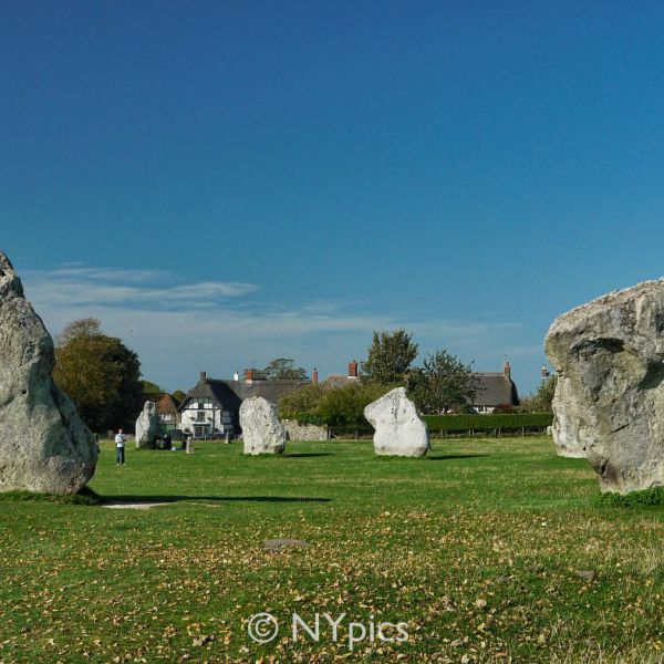 Standing Stones Avebury South East Sector
