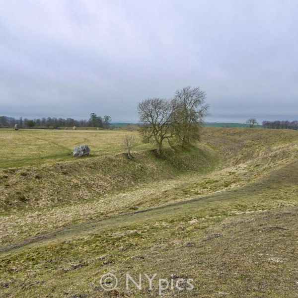 The North East Sector, Avebury