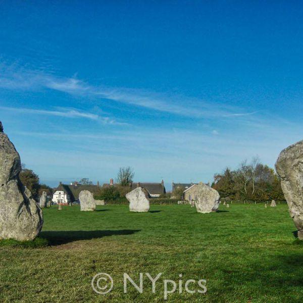 The Southern Gateway To Avebury Stone Circle