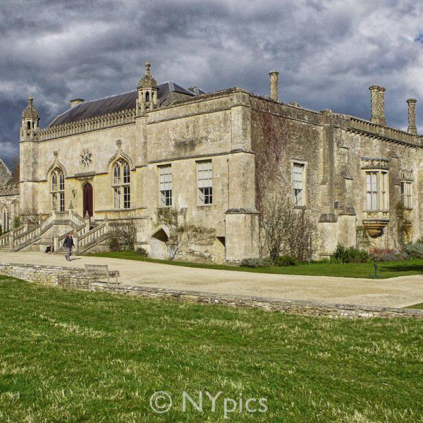 Lacock Abbey, Fox Talbot Museum and Village