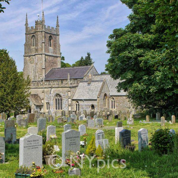 St James Church, Avebury