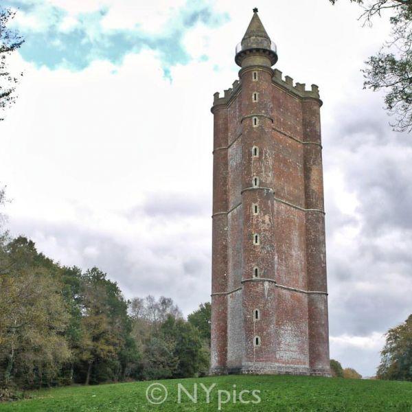 King Alfred's Tower, Near Stourhead