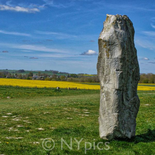 Standing Stone, Avebury Ancient Monument
