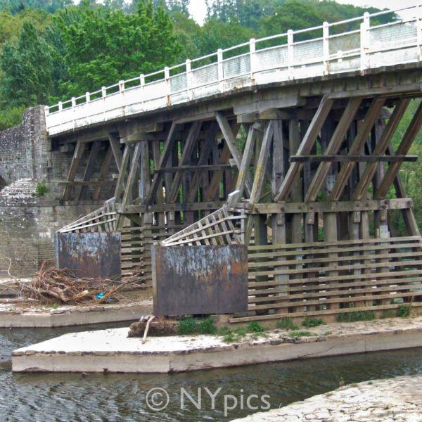 Whitney On Wye Toll Bridge