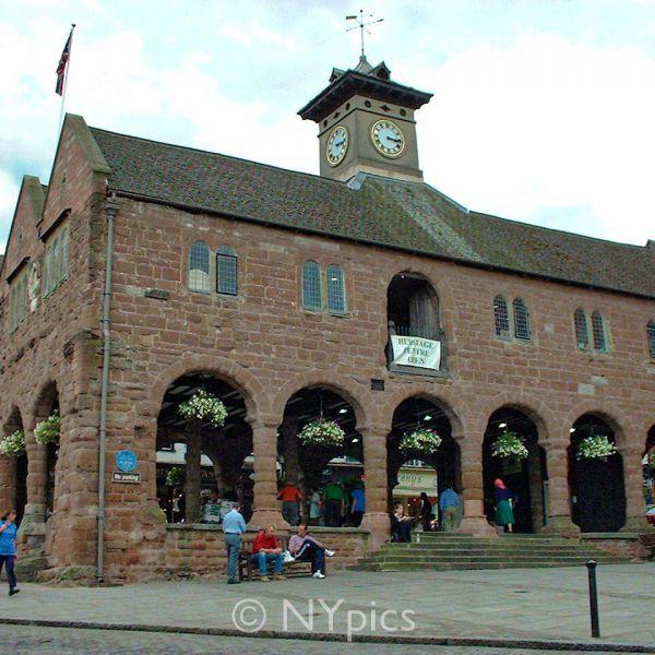 Ross On Wye Market House