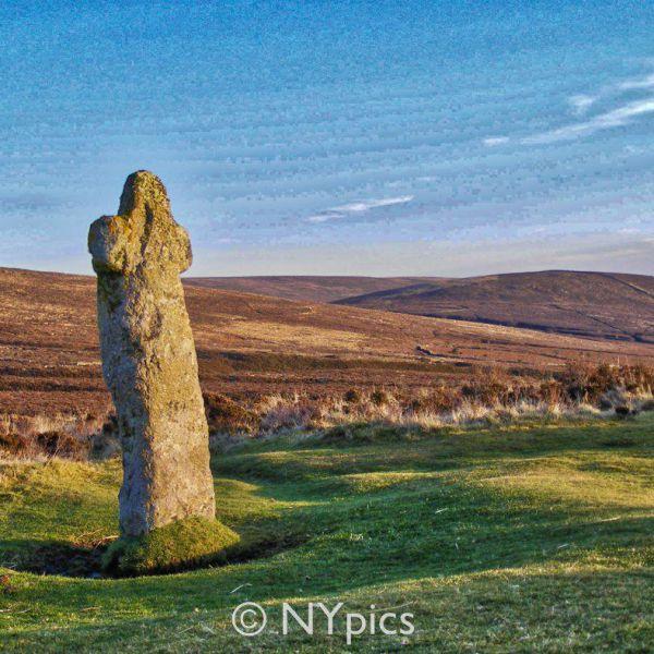 Bennetts Cross On Dartmoor