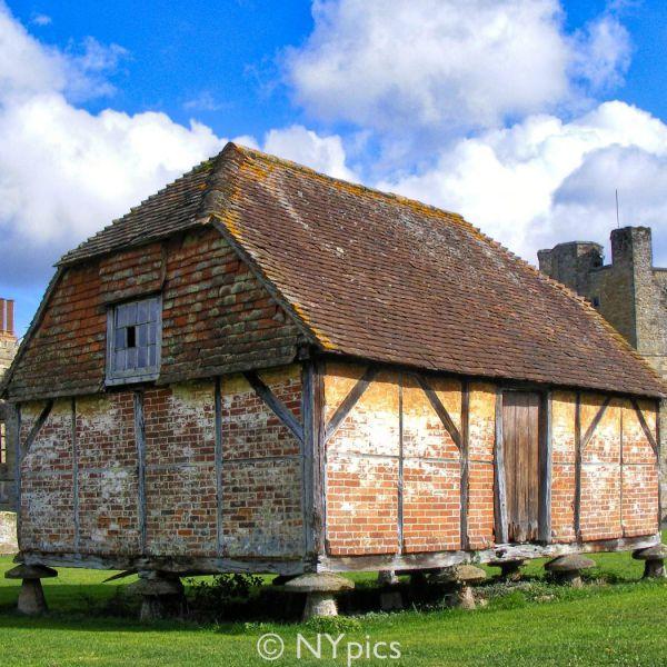 Granary, Cowdray House, Midhurst, Sussex