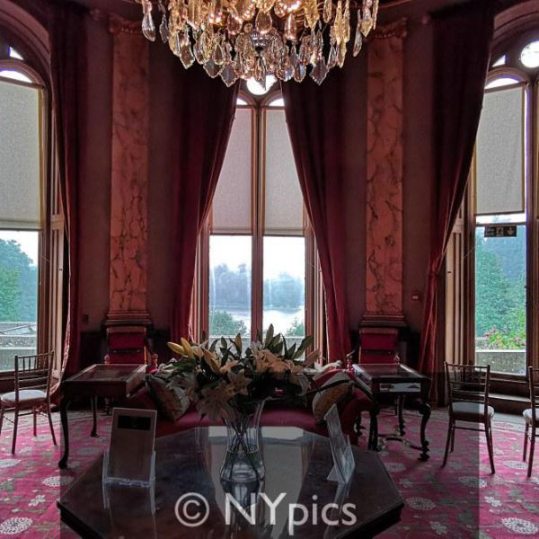 The Octagon Room, Eastnor Castle