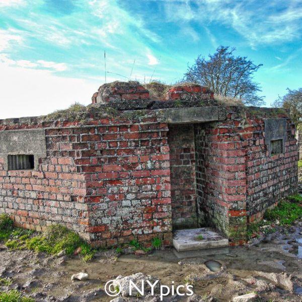 WW2 Pillbox Near Chippenham