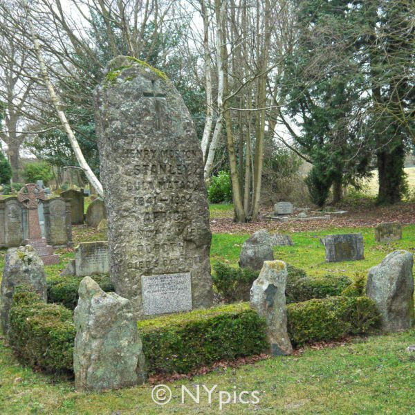 Burial Place Of Sir Henry Morton Stanley