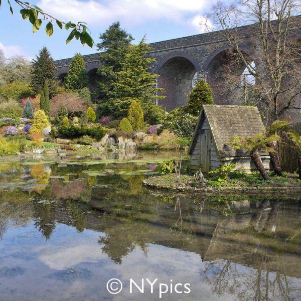 Kilver Court Gardens, Shepton Mallet, Somerset