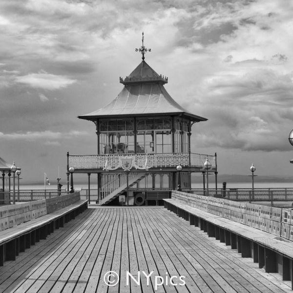 Clevedon Pier, Somerset