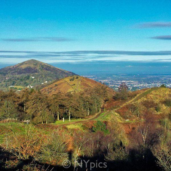 The Malvern Hills, Worcestershire