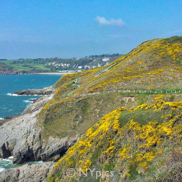 The Wales Coast Path Swansea