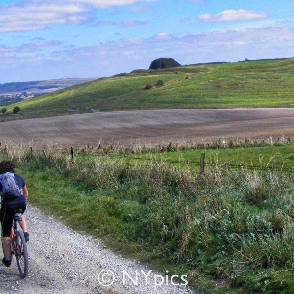 Cycling The Ridgeway, Wiltshire