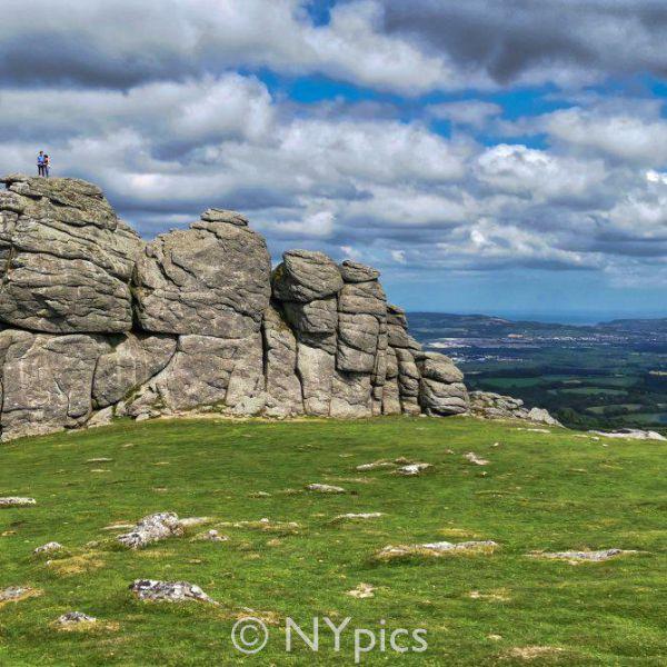 Haytor or Hay Tor, Dartmoor