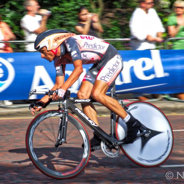 Prologue stage of the Tour de France 2007 London