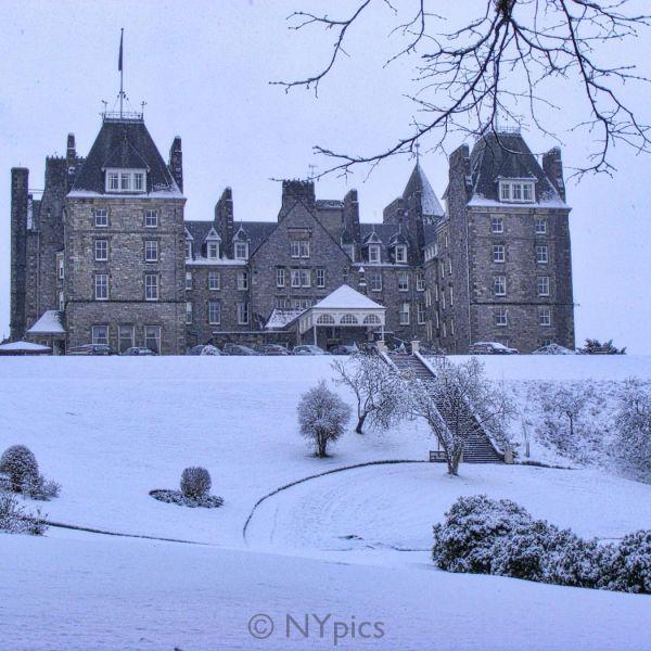 Atholl Palace Hotel, Pitlochry, Scotland