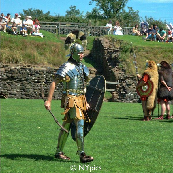 A Roman Centurion