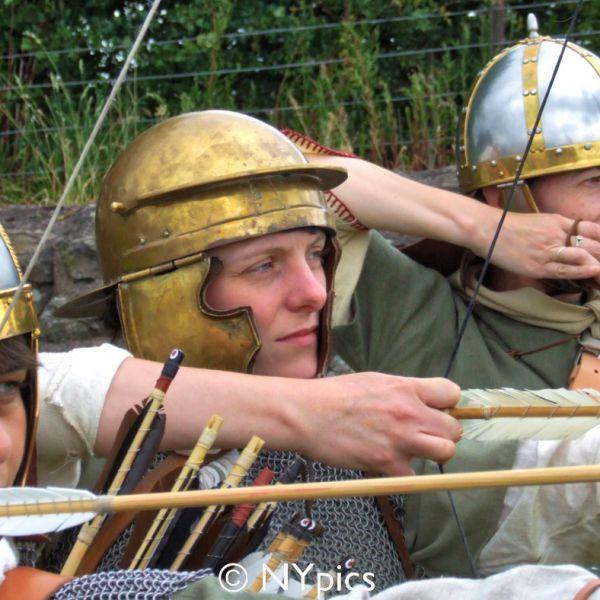 Roman Auxiliaries - Archers