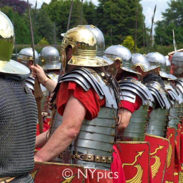 Roman Legionary Soldiers